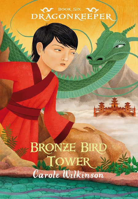 Bronze Bird Tower: Dragonkeeper # 6