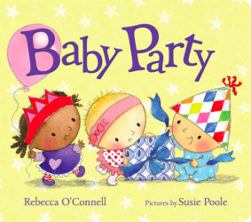 Baby Party (Board Book)