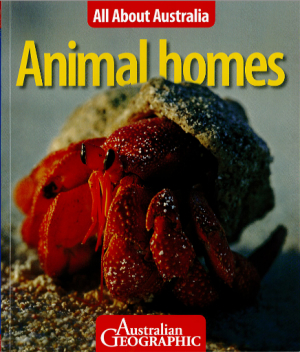 Animal Homes: All About Australia