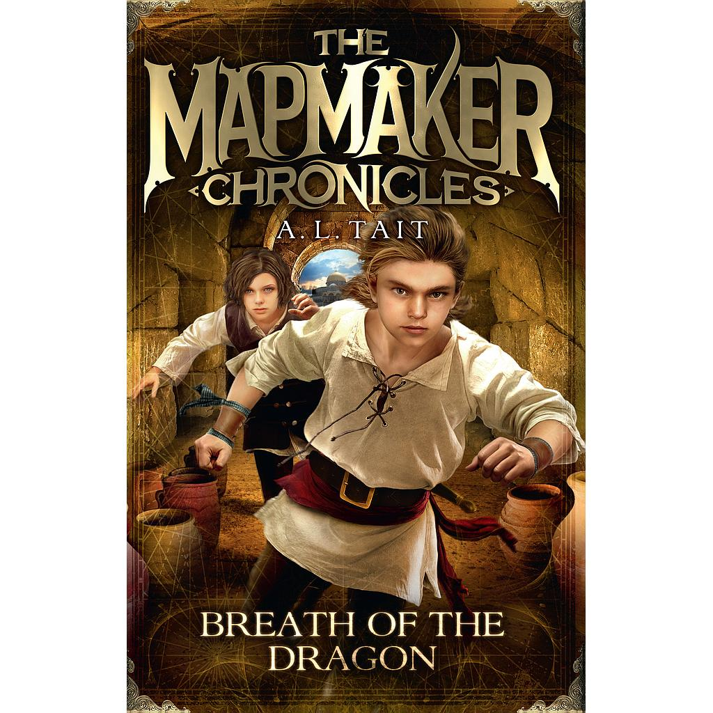 Breath of the Dragon: The Mapmaker Chronicles # 3