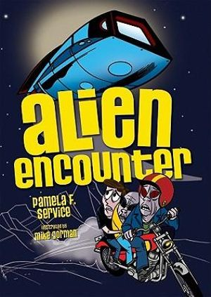 Alien Encounter: Alien Agent #4 HB