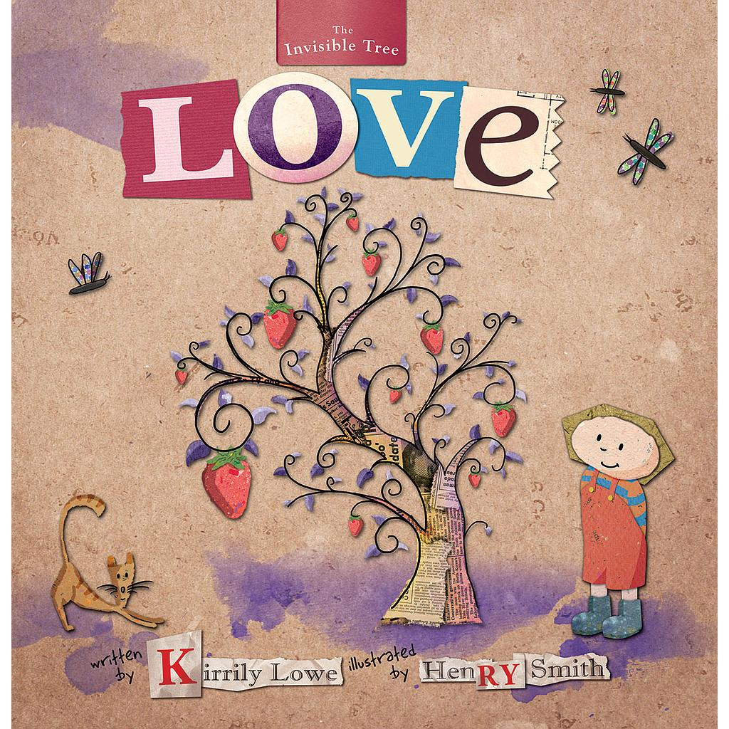 Love: The Invisible Tree (paperback)