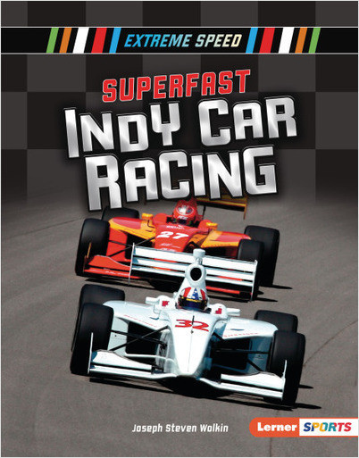 Extreme Speed: Superfast Indy Car Racing