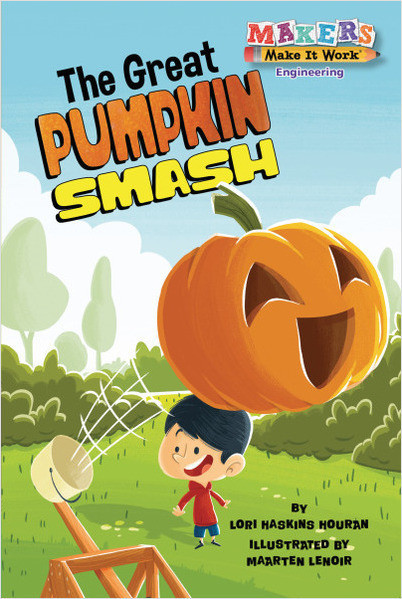 Makers Make It Work: The Great Pumpkin Smash - Engineering