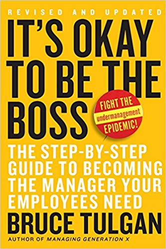 It's Okay to be the Boss (business book)
