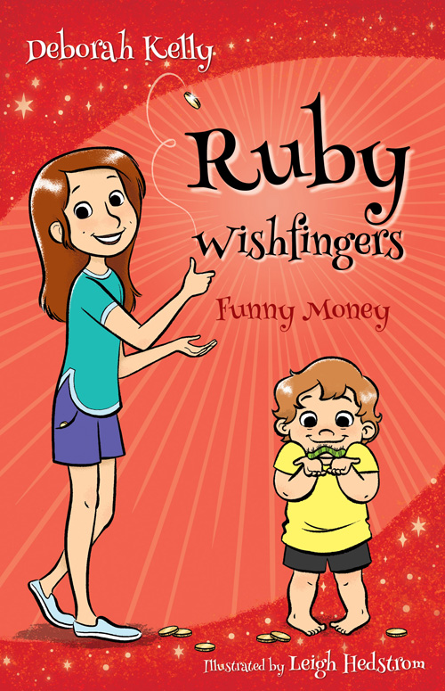 Funny Money: Ruby Wishfingers # 5