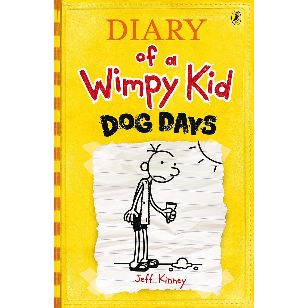 Dog Days: Diary of a Wimpy Kid # 4