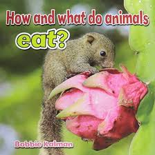 Animals Close Up: How and What Animals Eat