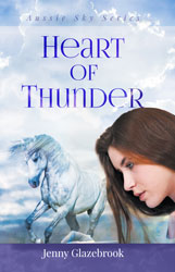Heart of Thunder: Aussie Sky Series # 2