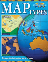 All Over The Map: Map Types