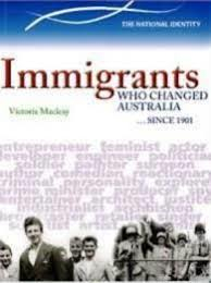 Australian Origins: Immigrants Who Changed Australia