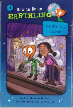 #04 Earths Got Talent - Courage - How to Be an Earthling