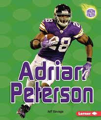 Adrian Peterson: Amazing Athletes Gridiron