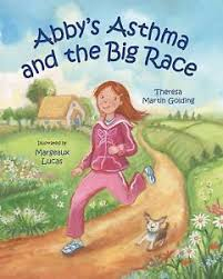 Abbey's Asthma and the Big Race