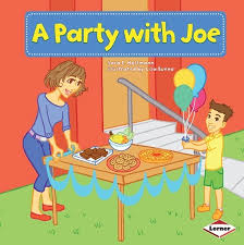 A Party with Joe: First Grade Sight Words