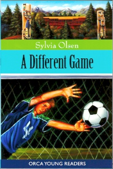 A Different Game (Orca Young Readers)