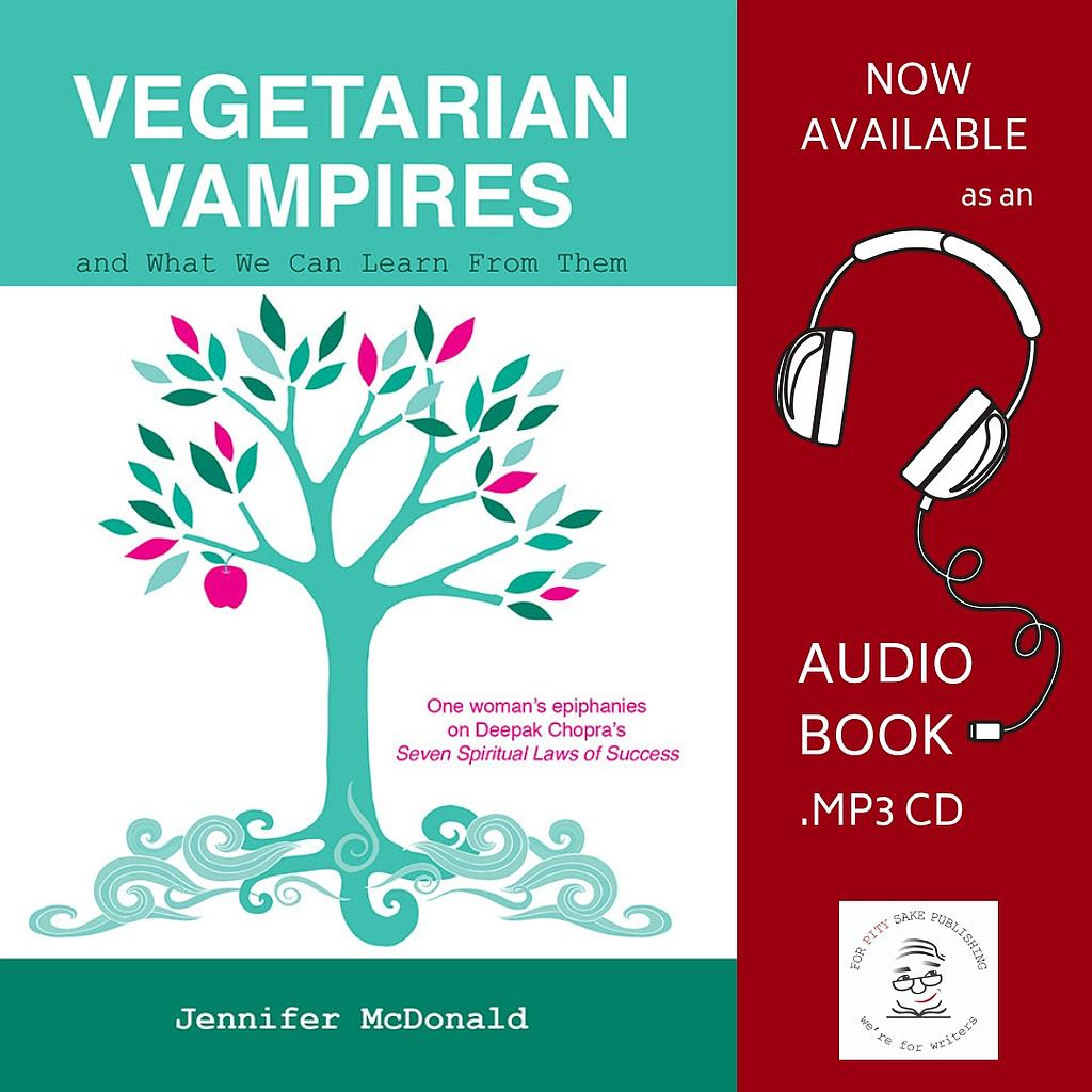 Vegetarian Vampires Audio Book