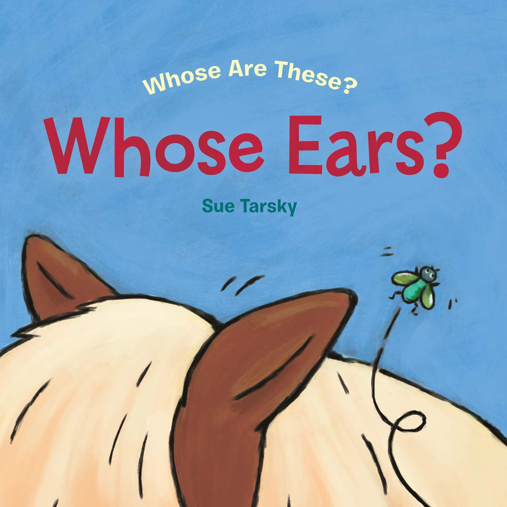 Whose Are These?: Whose Ears?