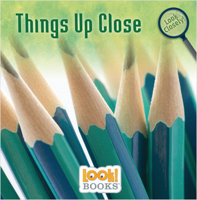 Look Closely (LOOK! Books ):Things Up Close