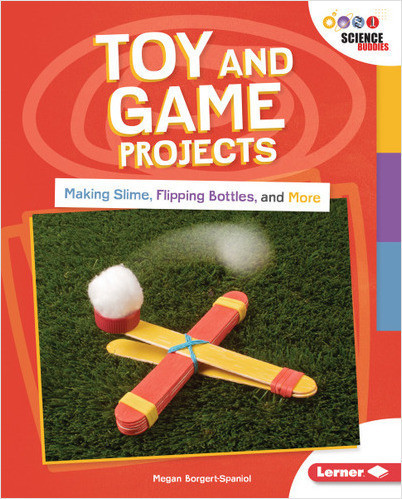 Unplug with Science Buddies: Toy and Game Projects