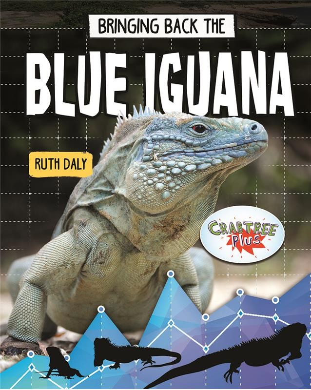 Animals Back from the Brink: Bringing Back the Blue Iguana